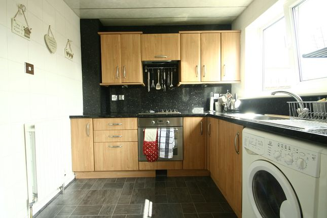 Thumbnail Terraced House To Rent In Woburn Close Redesdale Park Wallsend