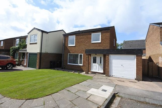 Thumbnail Detached house for sale in Lansdowne Close, Carlisle