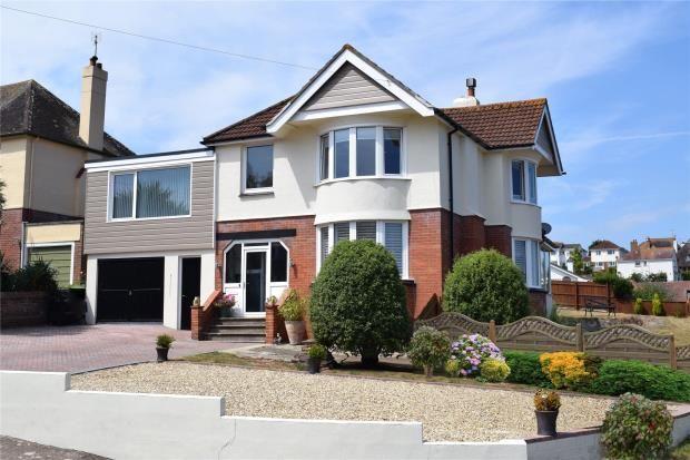 Thumbnail Detached house for sale in Laura Grove, Paignton, Devon