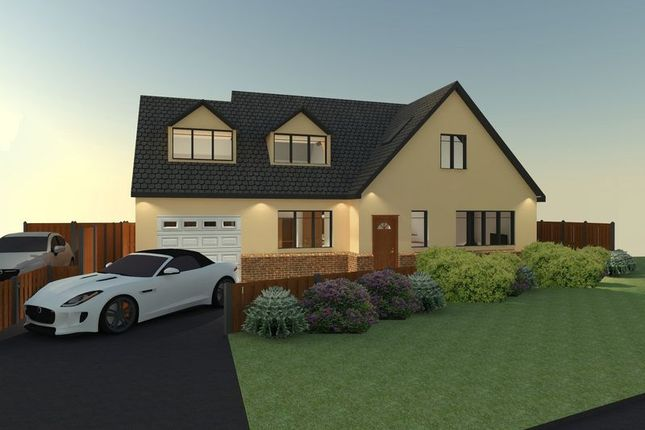 Thumbnail Detached house for sale in Foley Drive, Tettenhall, Wolverhampton