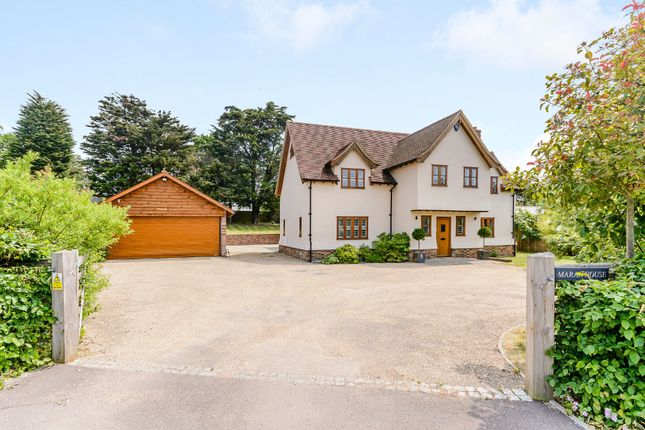 Thumbnail Detached house for sale in Anstey, Buntingford