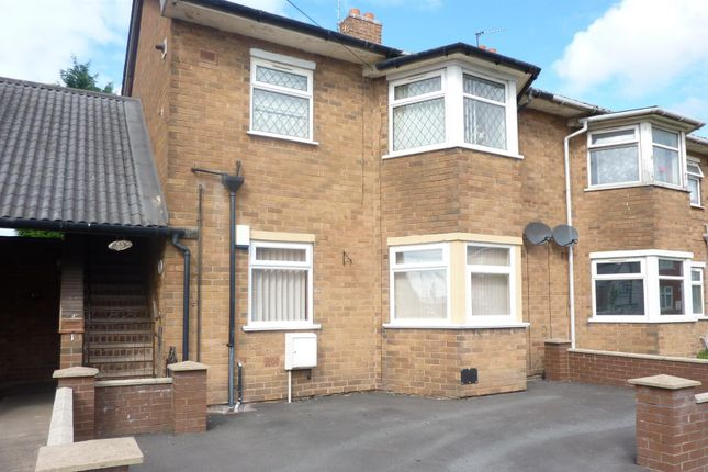 Thumbnail Flat to rent in Fisher Road, Bloxwich, Walsall