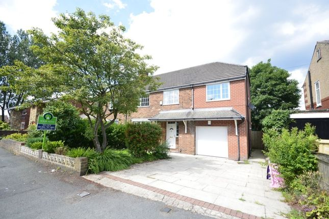 Thumbnail Semi-detached house for sale in Kildare Street, Farnworth, Bolton