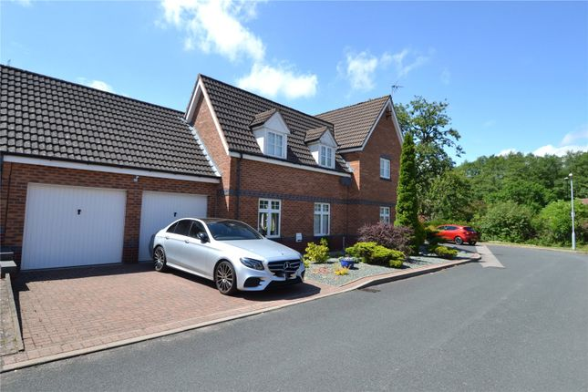Thumbnail Detached house for sale in Rubery Field Close, Rubery, Rednal, Birmingham