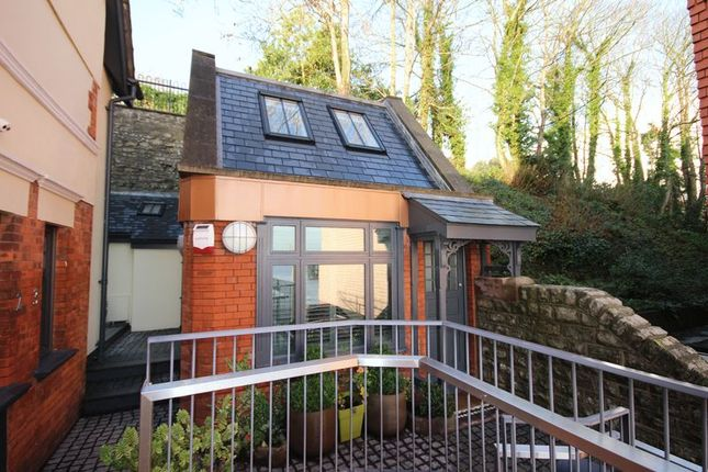 Thumbnail Detached house to rent in The Esplanade, Penarth