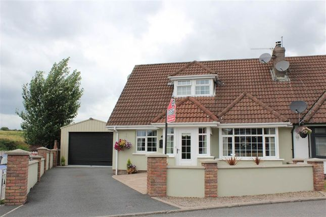 Thumbnail Semi-detached house for sale in Clonmore, Armagh Road, Newry