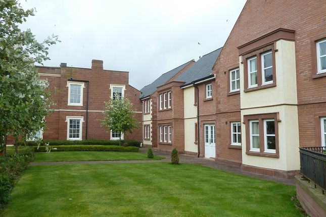 Thumbnail Flat to rent in Chapel Brow, Carlisle