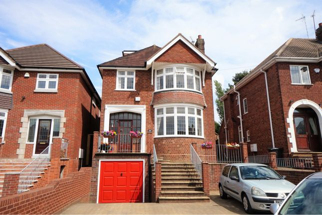 Thumbnail Detached house for sale in Wolverhampton Road, Sedgley