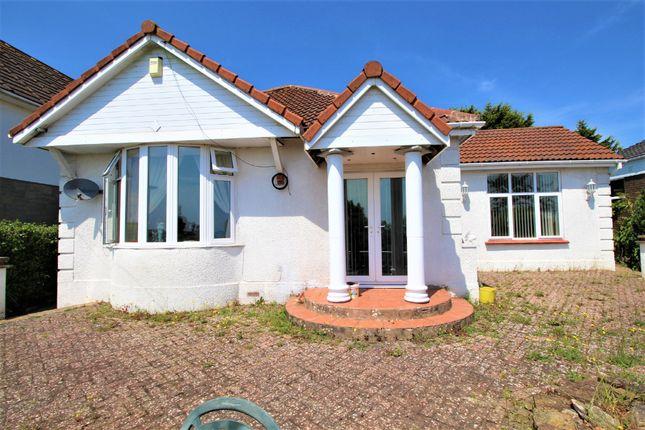 Thumbnail Detached bungalow for sale in Dunstone Park Road, Paignton