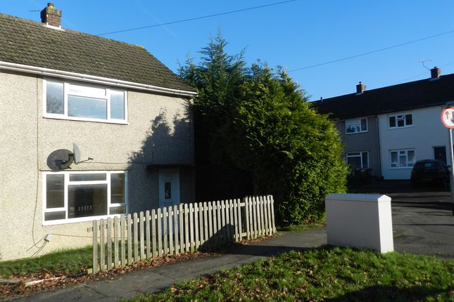 Thumbnail End terrace house to rent in Beckett Lane, Crawley