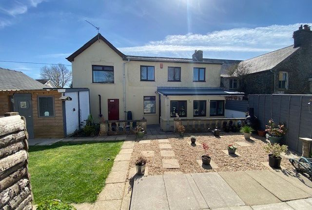 Thumbnail Semi-detached house for sale in Cross Inn, New Quay, Llandysul