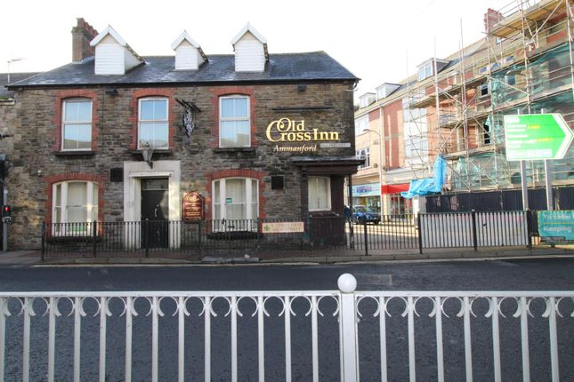 Thumbnail Commercial property for sale in Quay Street, Ammanford