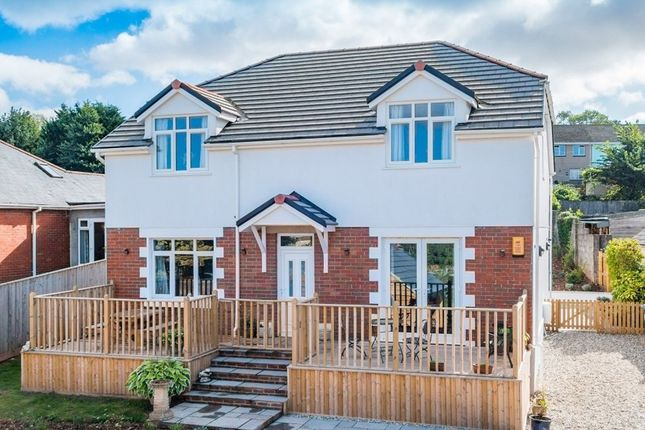Thumbnail Detached house for sale in Newton Road, Kingskerswell, Newton Abbot