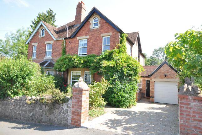 Semi-detached house for sale in Blackmore Road, Malvern