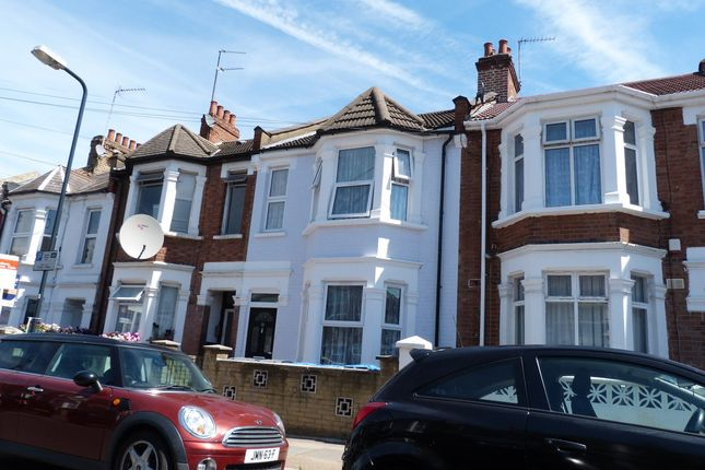 Thumbnail Terraced house to rent in Beaconsfield Road, Willesden, London
