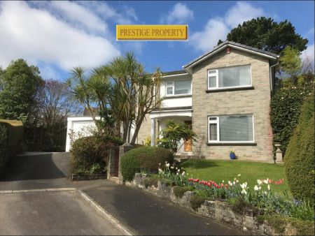 Thumbnail Detached house for sale in Clinton Drive, St. Austell