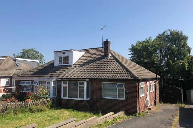 2 bed semi-detached bungalow to rent in Headfield Rd, Dewsbury WF12