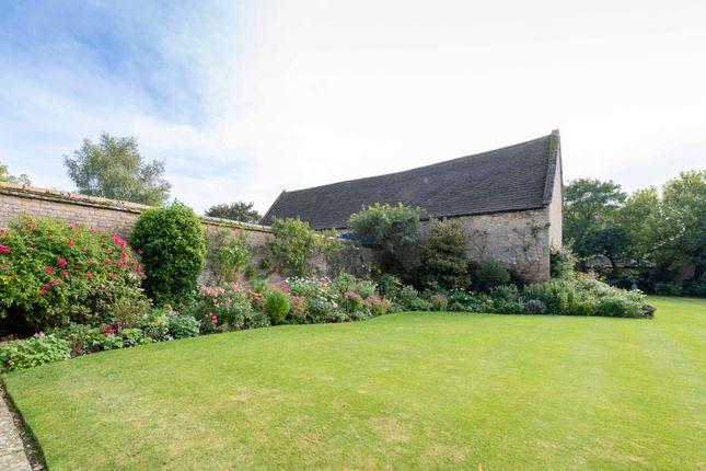 Walled Garden Towards Barn
