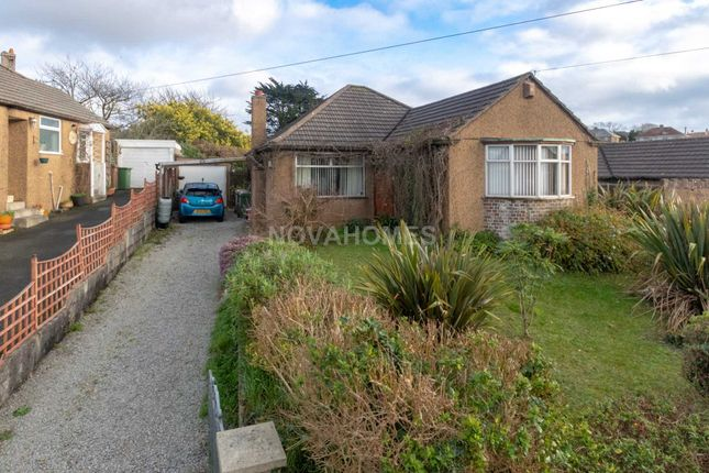 Thumbnail Detached bungalow for sale in Dolphin Court Road, Plymstock