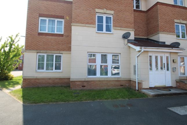 Thumbnail Flat to rent in Town Lands Close, Wombwell