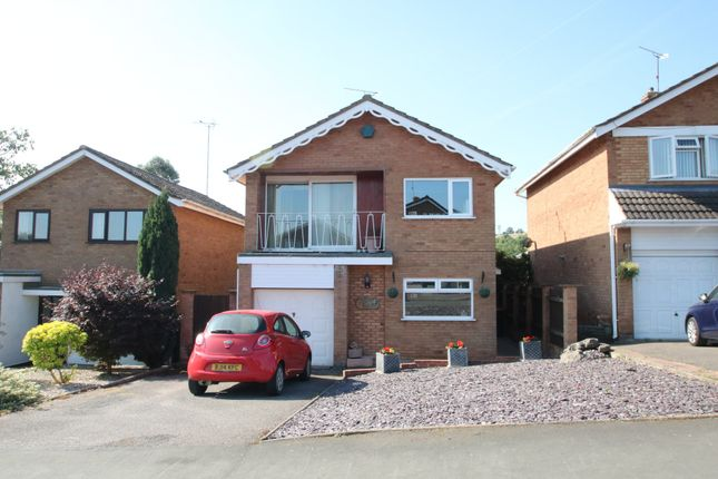 Thumbnail Detached house for sale in The Beeches, Polesworth, Tamworth