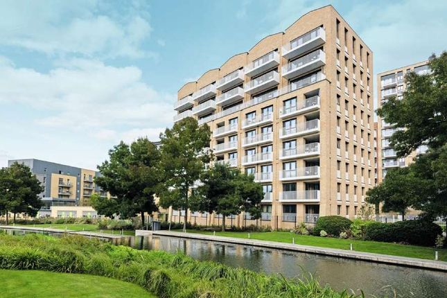 """3 bed flat for sale in """"Plot 147 - The Tower"""" at Lakeside Drive, Park Royal, London NW10"""
