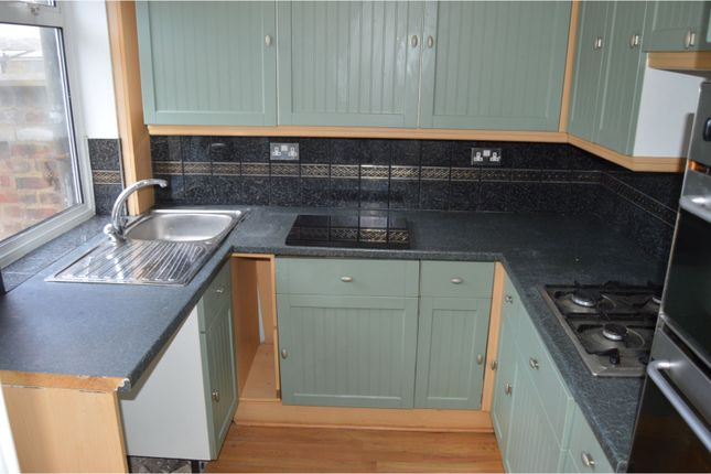 Kitchen of Park Street, Wallasey, Wirral CH44