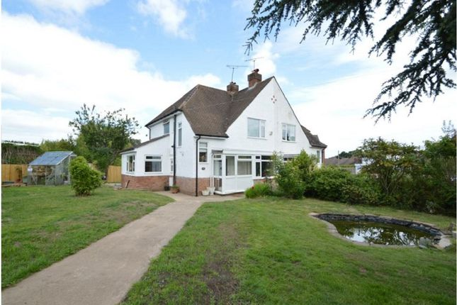Thumbnail Semi-detached house to rent in Mytton Oak Road, Copthorne, Shrewsbury