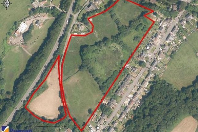 Thumbnail Land for sale in Ynys Y Mond Road, Alltwen, Pontardawe, Swansea.