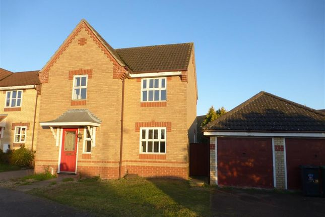 Thumbnail Property to rent in Mallow Road, Thetford