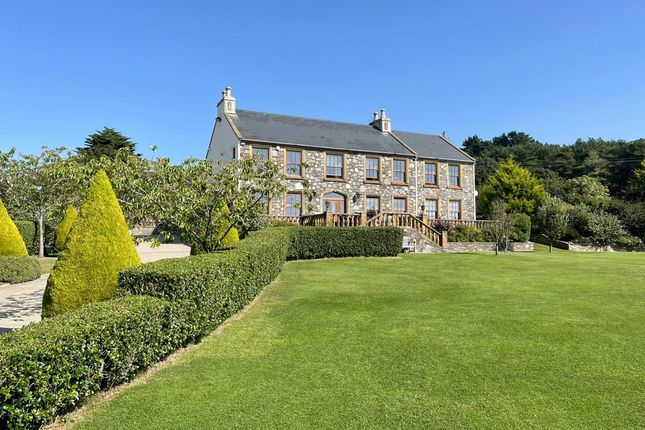 Thumbnail Detached house for sale in Ramsey Road, Peel, Isle Of Man