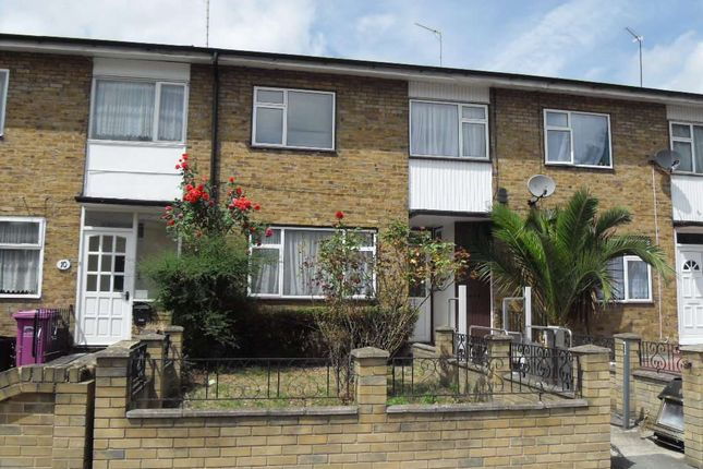 Thumbnail Property to rent in Vawdrey Close, London