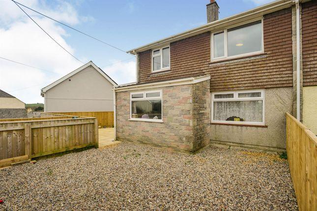 3 bed end terrace house for sale in New Park Road, Lee Mill Bridge, Ivybridge PL21