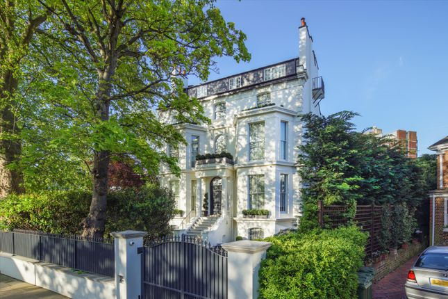 Thumbnail Detached house to rent in St Johns Wood Park, London