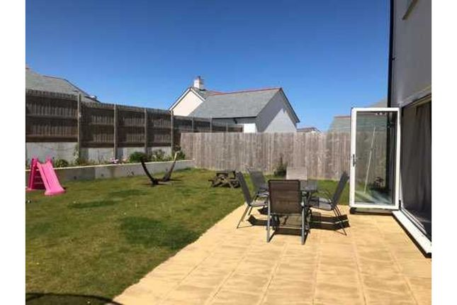 Patio of Soldon Close, Padstow PL28