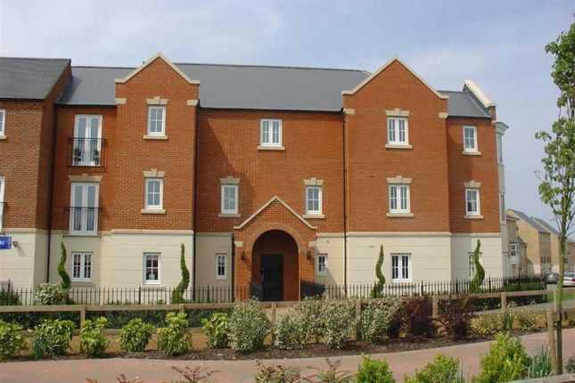 Thumbnail Flat for sale in Harlow Crescent, Oxley Park, Milton Keynes