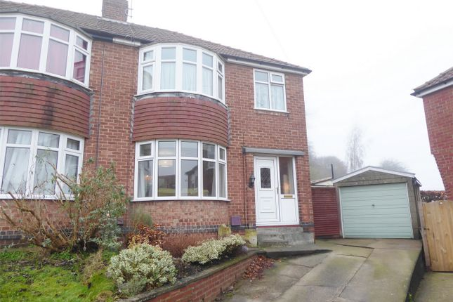 Thumbnail Semi-detached house for sale in Howe Hill Close, Poppleton Road, York
