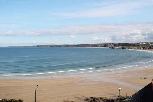 Thumbnail Flat for sale in St. Marys Court, St. Marys Road, Newquay