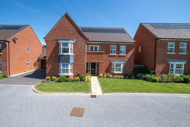 Thumbnail Detached house for sale in Horders View, Swanmore, Southampton