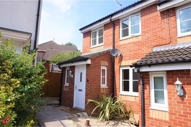 Thumbnail End terrace house for sale in The Forge, Hempsted, Gloucester