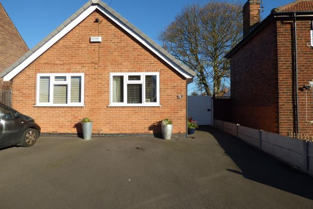 Thumbnail Bungalow for sale in Suffolk Avenue, Chaddesden, Derby
