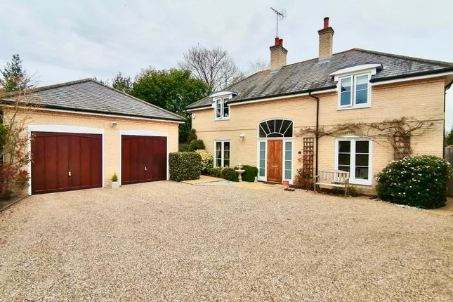 Thumbnail Detached house for sale in Holbrook, Ipswich, Suffolk