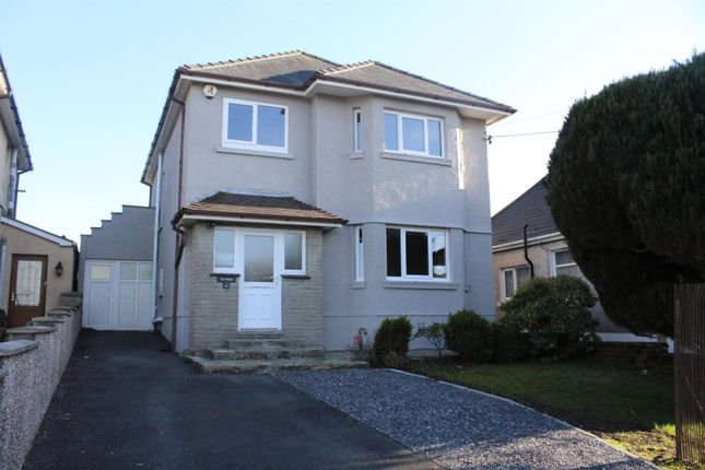Thumbnail Detached house for sale in Cross Hands Road, Gorslas, Llanelli