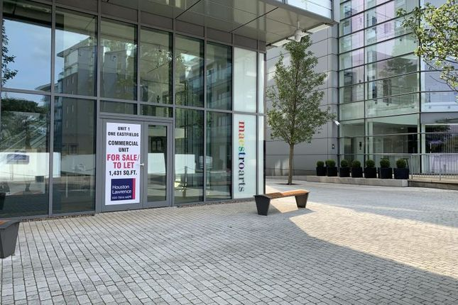 Thumbnail Office for sale in Unit 1 One Eastfields, Wandsworth Riverside Quarter, Wandsworth