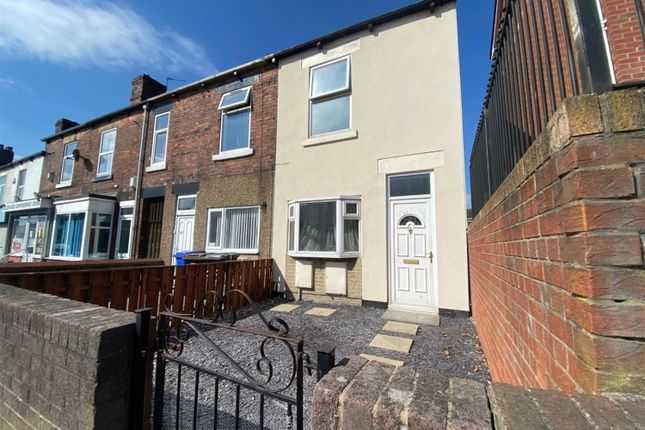 3 bed end terrace house for sale in Bellhouse Road, Sheffield S5