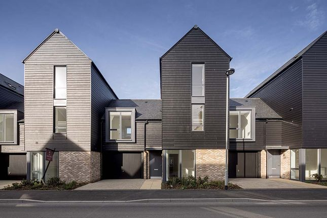 Thumbnail End terrace house for sale in Channels Drive, Chelmsford, Essex