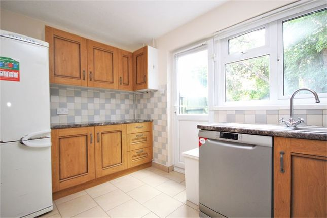 Thumbnail Terraced house to rent in York Close, London