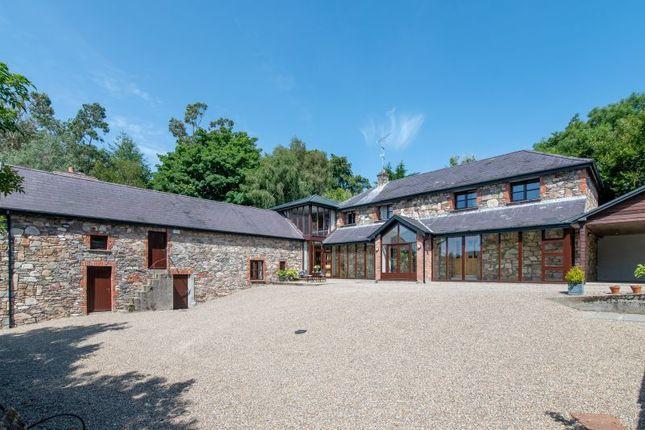Thumbnail Detached house for sale in Conaim Machnaim, Set On c. 16 Acres At Killurin, Ireland