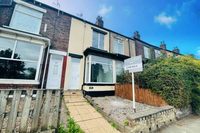 3 bed terraced house for sale in Middlewood Road, Hillsborough, Sheffield S6