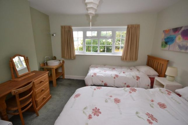 Bedroom of The Lawn, Budleigh Salterton, Devon EX9